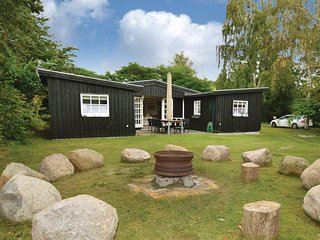 Beautiful home in Vordingborg w/ WiFi and 4 Bedrooms