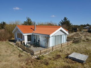 Stunning home in Thisted w/ Sauna, WiFi and 3 Bedrooms (A6009)