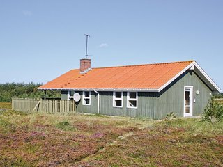 Amazing home in Thisted w/ Sauna, WiFi and 3 Bedrooms (A6025)