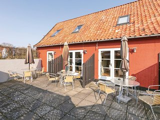 Nice home in Gudhjem w/ 2 Bedrooms and WiFi