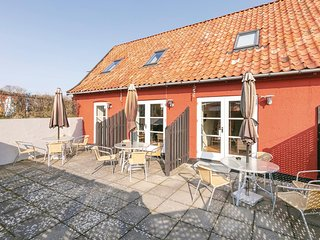 Stunning home in Gudhjem w/ WiFi and 2 Bedrooms