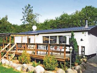 Beautiful home in Gudhjem w/ Sauna, WiFi and 2 Bedrooms (I57118)