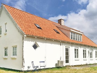 Nice home in Gudhjem w/ WiFi and 4 Bedrooms