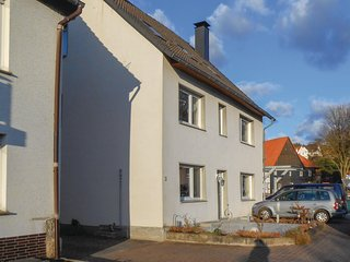Beautiful home in Warburg w/ WiFi and 1 Bedrooms