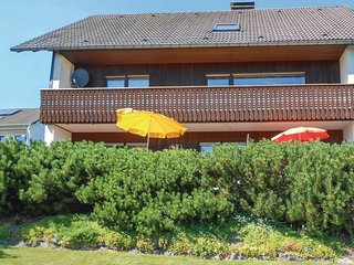 Beautiful home in Medebach-Dudinghausen w/ WiFi and 1 Bedrooms