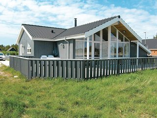 Awesome home in Thisted w/ Sauna and 4 Bedrooms (A6115)