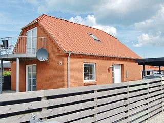 Amazing home in Thisted w/ Sauna and 3 Bedrooms (A6105)