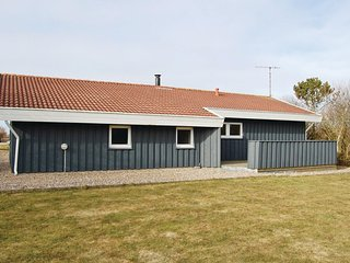 Beautiful home in Vestervig w/ Sauna, WiFi and 4 Bedrooms (A6130)