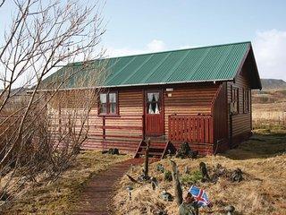 Amazing home in Selfoss w/ 2 Bedrooms