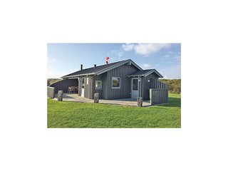 Nice home in Vestervig w/ WiFi and 2 Bedrooms
