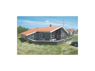 Awesome home in Thisted w/ Sauna and 4 Bedrooms (A6327)