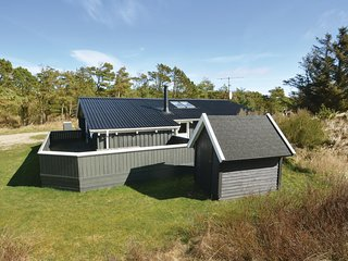 Nice home in Thisted w/ Sauna, WiFi and 3 Bedrooms (A6428)
