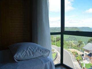 Apartamento Master vista vale Hotel Toscana Gramado