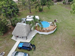 VACATION HOME, CLEWISTON,Ft. MYERS, OKEECHOBEE & AREA,  Wifi and Cable