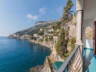 Vakantie-appartement aan betoverende kust