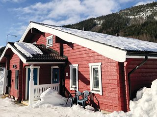 Stunning home in Branäs w/ Sauna, WiFi and 3 Bedrooms