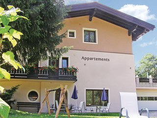 Awesome home in Saalbach w/ WiFi and 1 Bedrooms