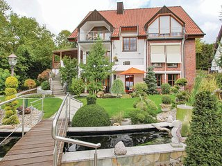 Stunning home in Schieder-Schwalenberg w/ Sauna, WiFi and 1 Bedrooms