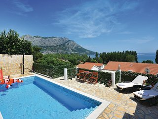 Awesome home in Omis w/ WiFi and 3 Bedrooms