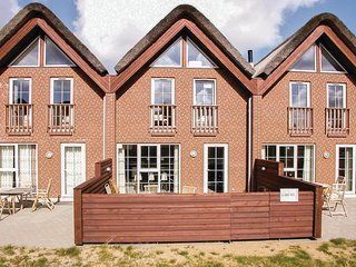 Awesome home in Rømø w/ WiFi and 3 Bedrooms (R10234)