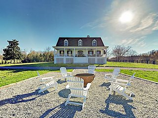 Updated Cape Cod Home on 10 Acres, Near Pilgrimage Music & Cultural Festival