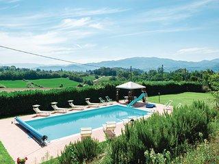 Een typisch Toscaanse villa met park