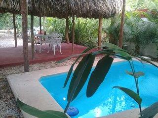 Casa Candi,l un acogedor espacio en un pueblito maya a 5 min de Valladolid