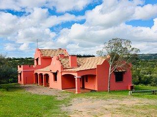 Cabaña Las Cascadas - Chalet Principal - Sierras de Maldonado