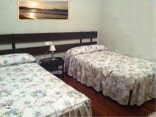 Descansa junto al mar, junto al Hotel Restaurant Karlos Argiñano