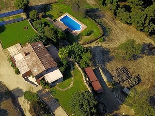Sant Cebria de Lledo Holiday Home Sleeps 11 with Pool and WiFi - 5654578