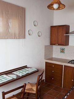 Sala da pranzo / cucina