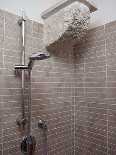 Particolare doccia privata