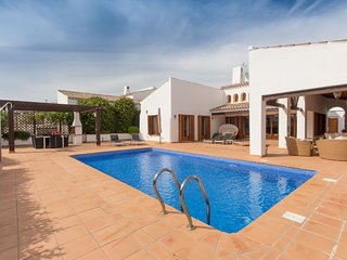 Frontline Large 4Br Villa on El Valle Golf Resort