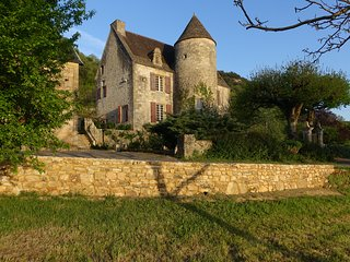 Manoir de Rochecourbe, Vezac, close to Sarlat-la-Caneda, Lascaux, Dordogne