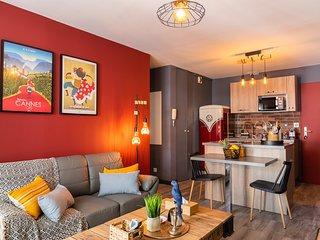 Zourite Factory - Appartement calme et design
