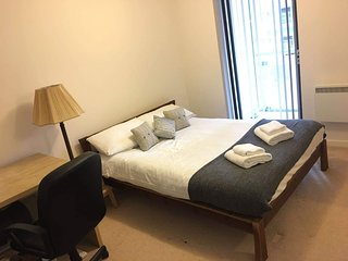 Glasgow Harbour 2BR Executive Apartment
