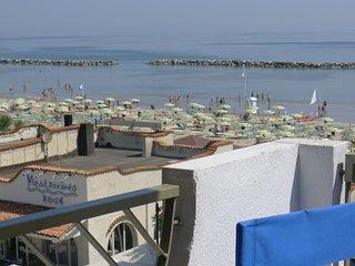 Casa Stefania Igea Marina Vista Mare - WiFi