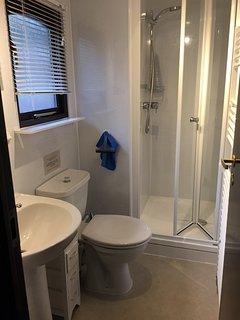 Newly refurbished shower room
