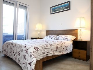 Charming San Simon Beach Apartment JN