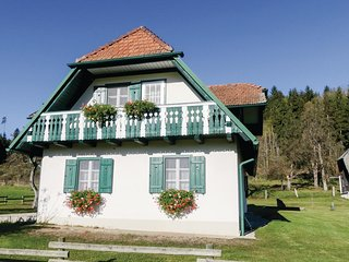 Amazing home in St. Georgen am Langsee w/ 3 Bedrooms (AKA205)