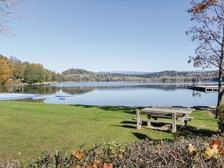 Awesome home in St. Georgen am Längsee w/ 2 Bedrooms