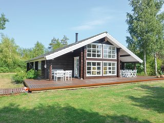 Stunning home in Væggerløse w/ Sauna, WiFi and 4 Bedrooms (K13945)