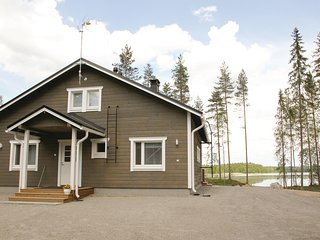 Awesome home in Pertunmaa w/ Sauna, WiFi and 2 Bedrooms