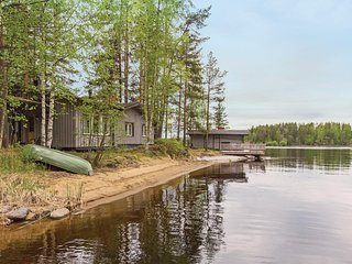 Nice home in Savonlinna w/ Sauna, WiFi and 3 Bedrooms