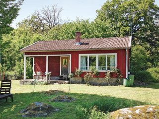 Nice home in Listerby w/ 2 Bedrooms