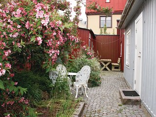 Beautiful home in Karlskrona w/ 1 Bedrooms