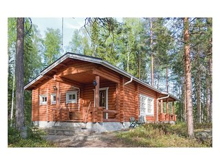 Amazing home in Ihamaniemi w/ Sauna, WiFi and 2 Bedrooms