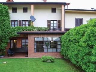 Amazing home in Dobrovo v Brdih w/ WiFi and 2 Bedrooms