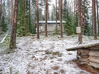 Amazing home in Talviainen w/ Sauna and 2 Bedrooms