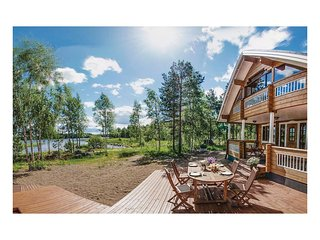 Amazing home in Sysma w/ Sauna, WiFi and 3 Bedrooms